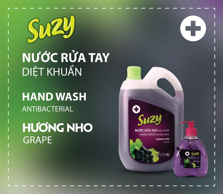 HAND WASHING LIQUID SUZY