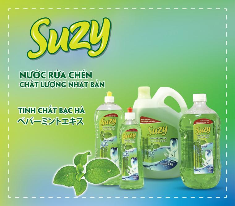DISHWASHING LIQUID SUZY