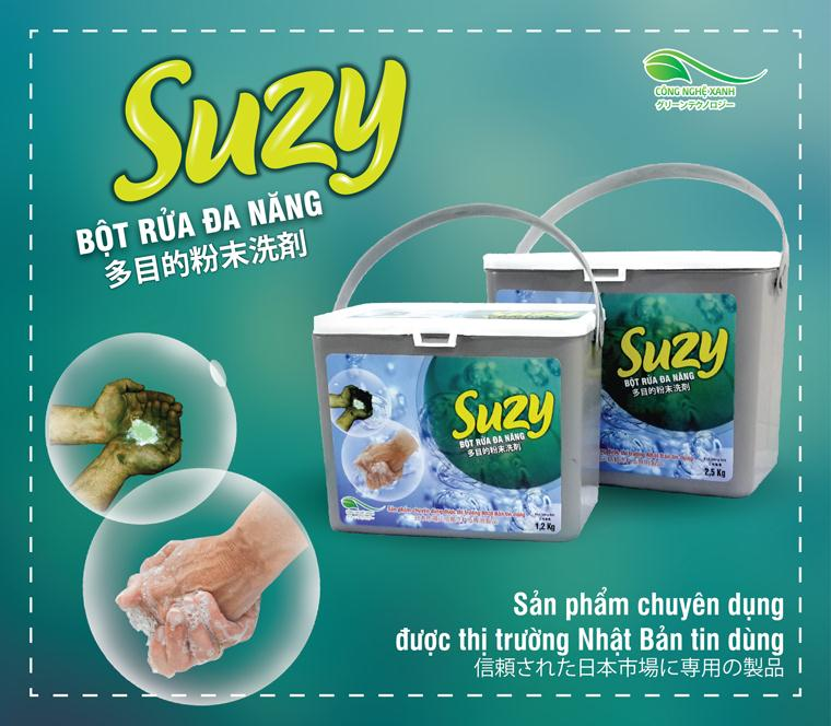 MULTIPURPOSE CLEANING POWDER SUZY